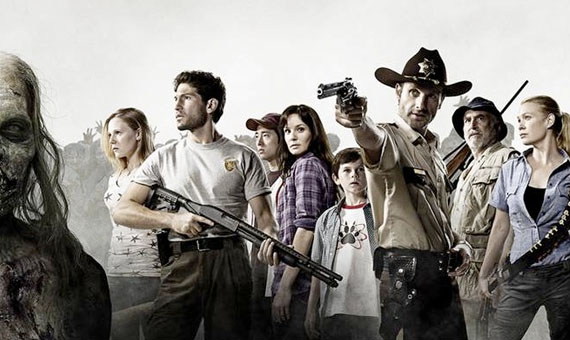The Walking Dead Premiere Draws A Record Breaking 7.3 Million Viewers