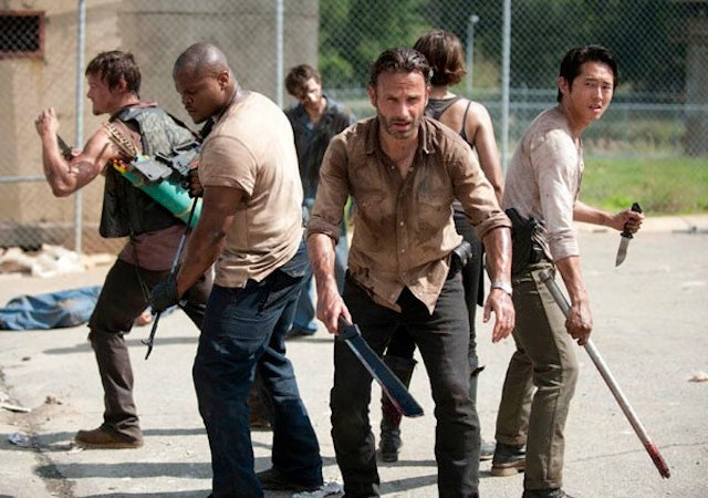 The Walking Dead The Top 20 Shows Of 2012 (#20 11)