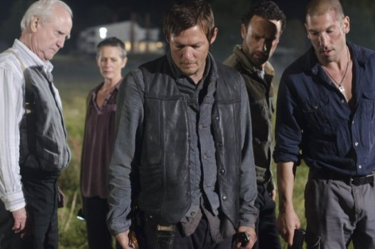 The Walking Dead16 543x360 5 Reasons The Walking Dead Doesnt Work As Well As It Could