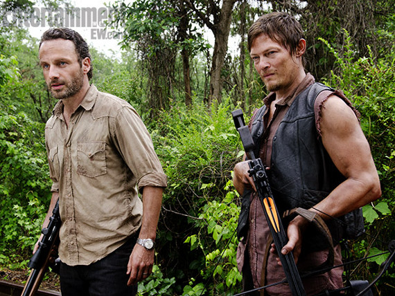 The Walking Dead Season 3 To Lose Another Series Regular