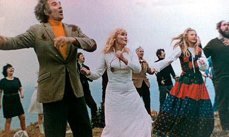 Director Robin Hardy Plans To Complete The Wicker Man Trilogy