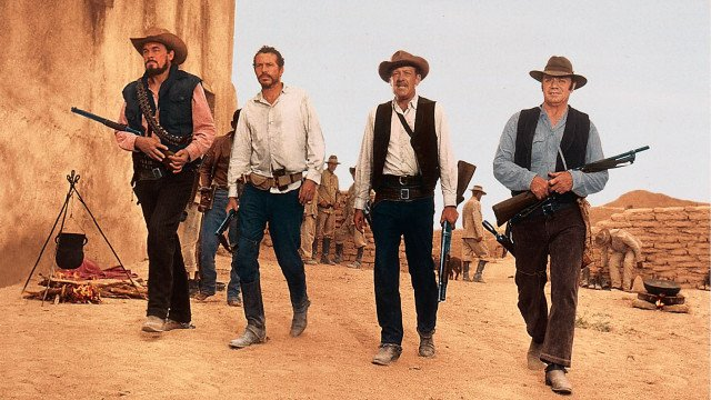 The Wild Bunch 10 Essential Movies From The 1960s