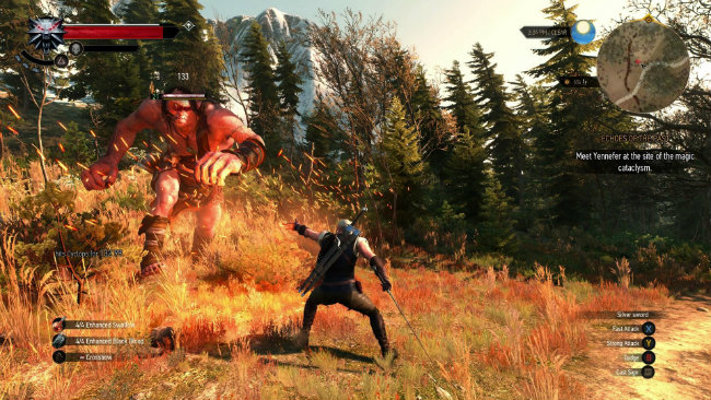 The Witcher III: Wild Hunt Patch To Fix Small Text Issue; Update 1.03 Won't Hit Consoles Until Next Week