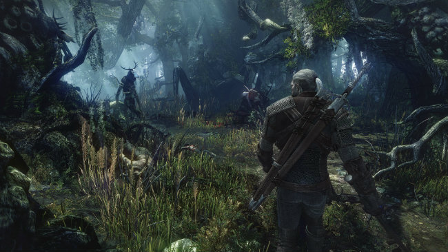 CD Projekt Red Likens Size Of The Witcher III: Wild Hunt Expansions To The Witcher II