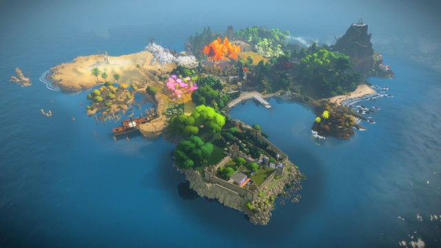 The Witness Is Already Pegged To Beat Braid's Sales Numbers, Says Jonathan Blow
