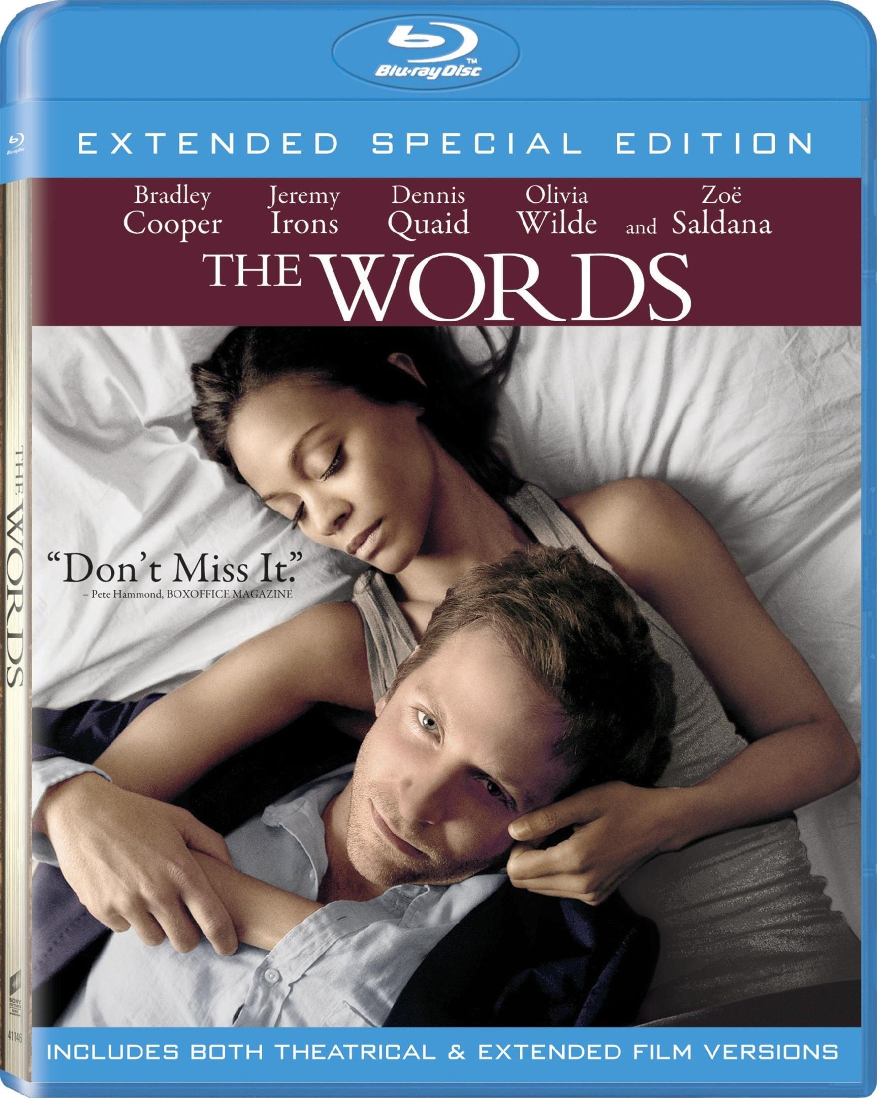 The Words Blu-Ray Review