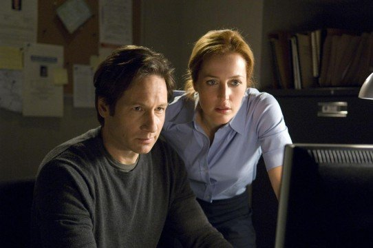 David Duchovny Open To More X-Files, Cried When He Read New Script