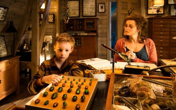 The Young and Prodigious Spivet Movie