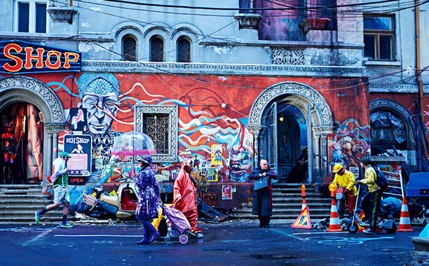 The Zero Theorem Gets Even Weirder With This New Trailer