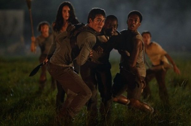 20th Century Fox Announces The Maze Runner For Blu-Ray In December