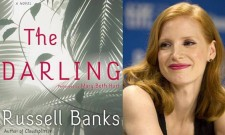 Russell Banks Gives Update On Jessica Chastain's The Darling