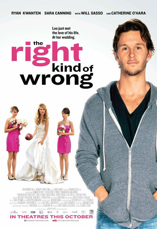 CONTEST: Win The Right Kind Of Wrong Screening Tickets