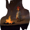 Ron Gilbert's Double Fine Game Characters Announced Through Puzzle Form