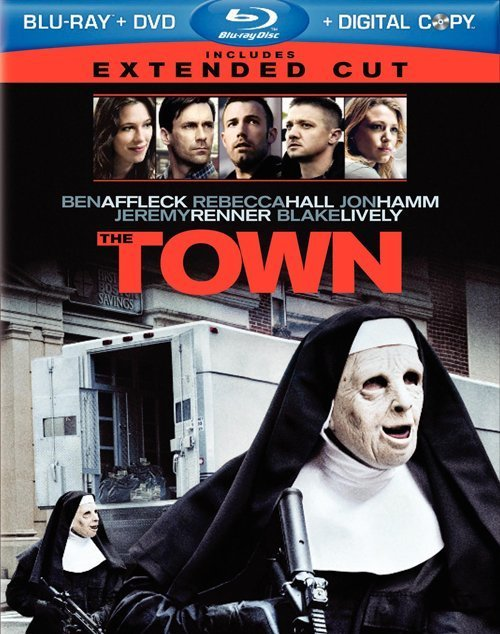 The Town Blu-Ray Review