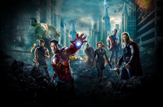 The Avengers 544x360 The Top Ten Films Of 2012 So Far