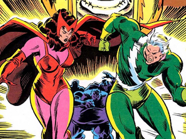 The Avengers 2 37316 Quicksilver And Scarlet Witch Join The Avengers 2; Will Iron Man?