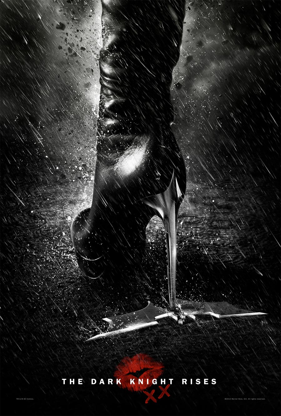 Viral Catwoman Poster Unleashed For The Dark Knight Rises