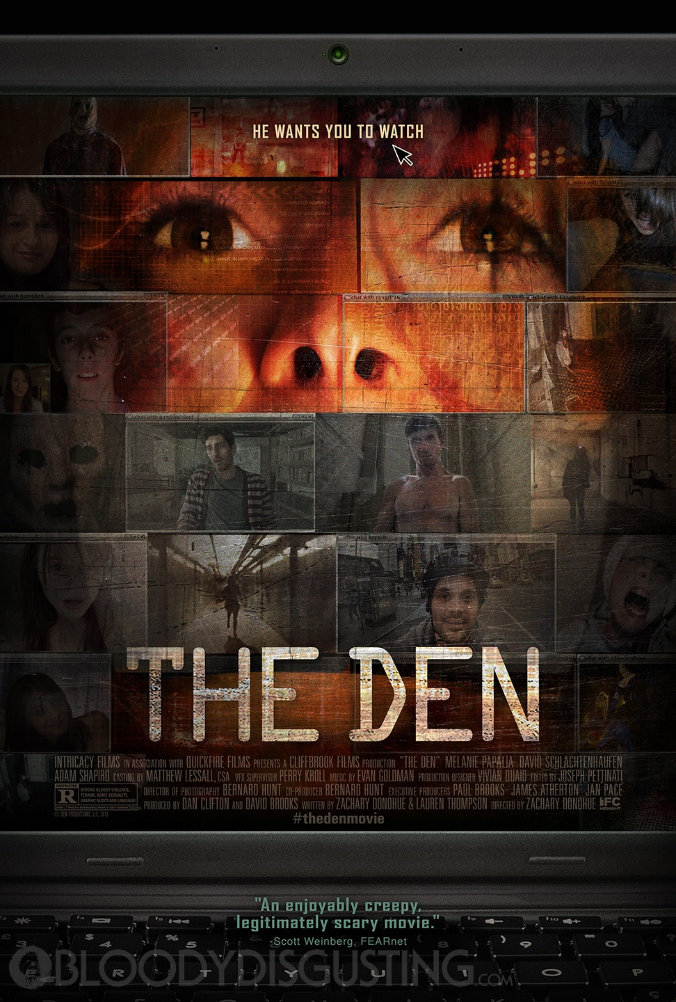 The Den Review
