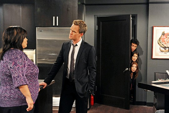 "The Over Correction 4 541x360 How I Met Your Mother Review: ""The Over Correction"" (Season 8, Episode 10)"