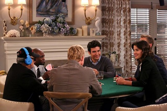 "How I Met Your Mother Review: ""The Poker Game"" (Season 9, Episode 5)"