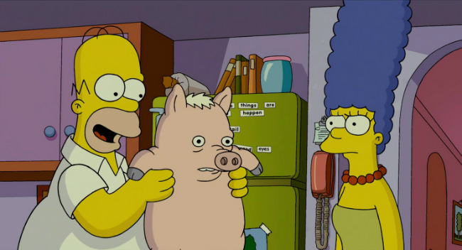 Don T Hold You Breath For The Simpsons Movie Sequel