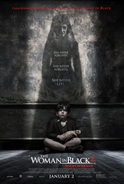 Things Go Bump In The Night In The Woman In Black: Angel Of Death Clip