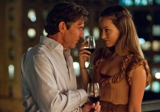 The Words FilmStill3 Dennis Quaid Olivia Wilde By Jonathan Wenk The Words Review