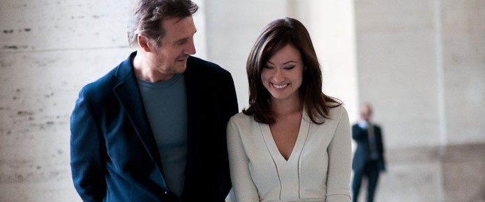 New Clip From Third Person Features Liam Neeson And Olivia Wilde