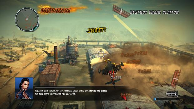 Thunder Wolves Now Available On PSN, XBLA And Reduced Price On Steam