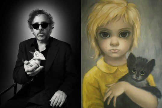 Tim Burton's Big Eyes Will Arrive On Christmas Day