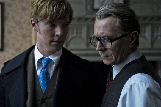 Are Benedict Cumberbatch And Gary Oldman Confirmed For Star Wars: Episode VII?