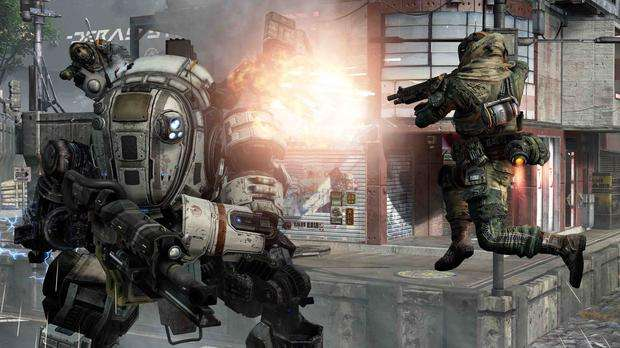Toy Manufacturer Claims Titanfall 2 Will Launch This Year, EA Responds