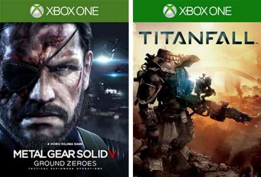 Titanfall, Ground Zeroes & More Are Down 50% In Xbox One Deals With Gold
