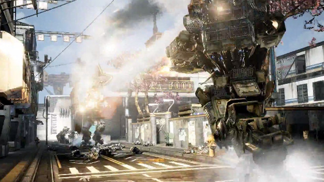 Respawn Entertainment's Titanfall Revealed At E3 2013