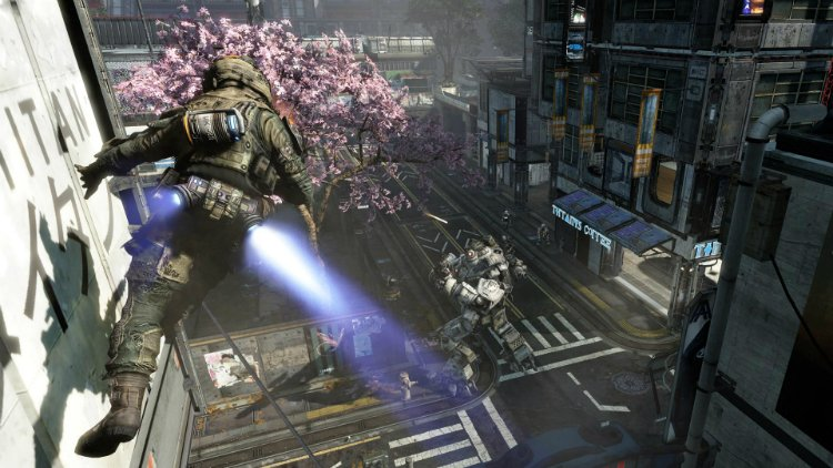 First Xbox One Box Art For Critically Adorned Titanfall Appears Online