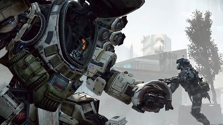 Titanfall Update Will Introduce Companion App; Respawn Contemplating Mac Version