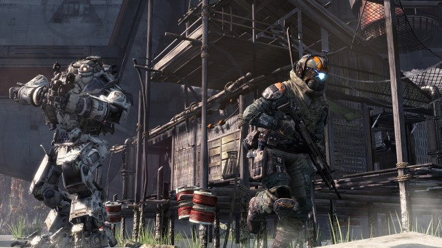 Titanfall Beta Impressions: Prepare For The Drop