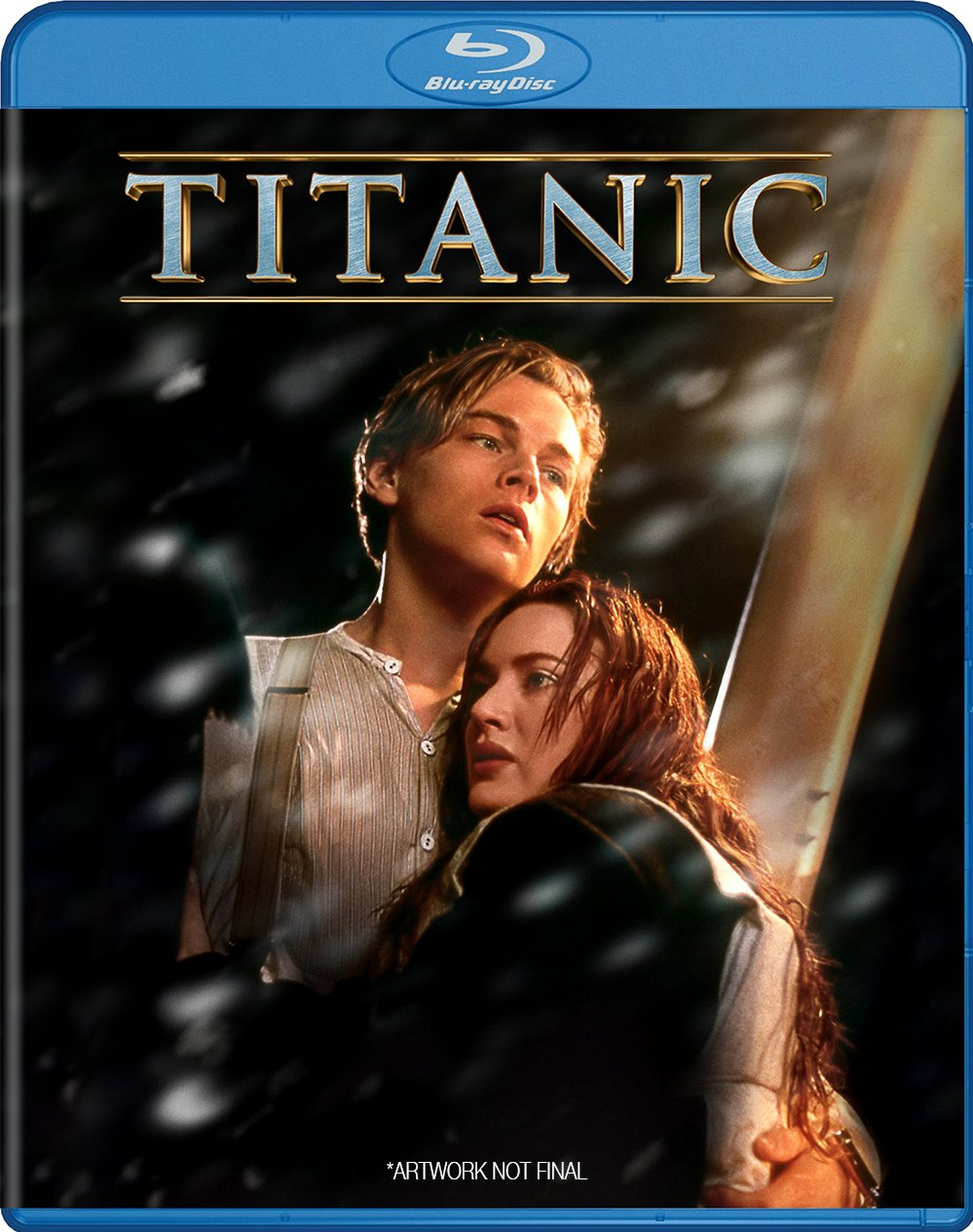James Cameron's Titanic Coming To 2D & 3D Blu-Ray