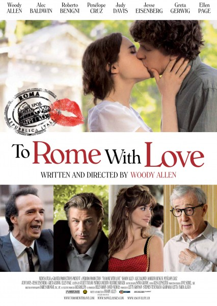 To Rome With Love Review