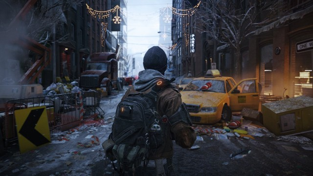 Tom Clancy's The Division Might Be Delayed Into 2015