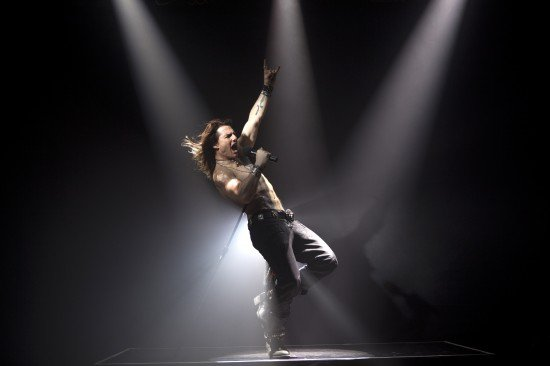 First Look At Tom Cruise In Rock Of Ages