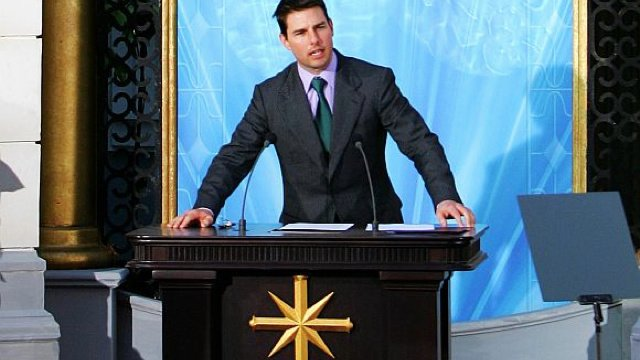 Tom Cruise Scientology 5 Messed Up Things About Scientology