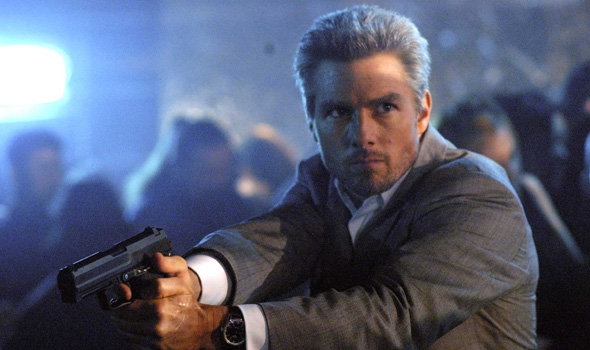 Tom Cruise in Collateral Tom Cruises 10 Greatest Movie Roles