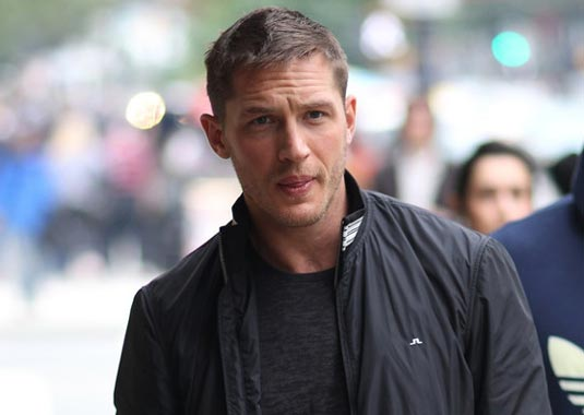 Tom Hardy Continues His Roll With Samarkand