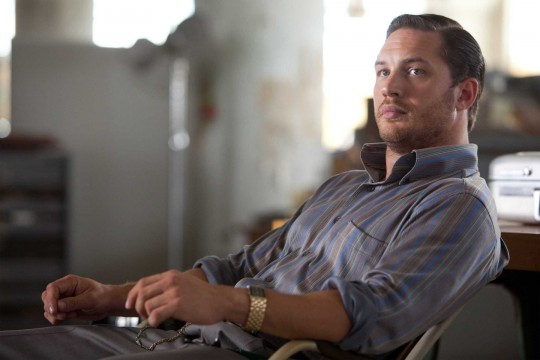 Tom Hardy Planning Another Anti-Poaching Film