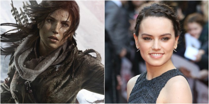 Daisy Ridley Confirms Negotiations For Warner Bros.' Tomb Raider Reboot