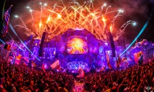 TomorrowWorld Aligns With Total Lunar Eclipse