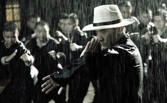 Tony Leung Chiu Wai in The Grandmaster