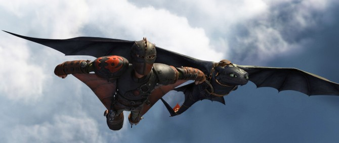 Watch The First Five Minutes Of How To Train Your Dragon 2
