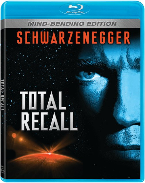 Total Recall (Mind-Bending Edition) Blu-Ray Review
